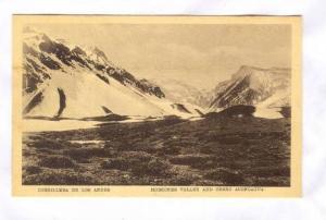 Cordillera de los Andes, Horcones Valley and Cerro Aconcagua, Chile, 00-10s