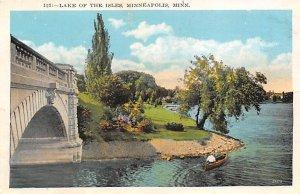 Lake of the Isles  Minneapolis,  MN