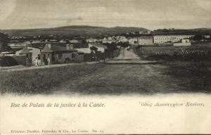 greece, CRETE CHANIA, Courthouse Street (1899)
