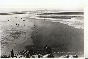 South Africa Postcard - Riviera Beach - Hermanus - Ref 14998A