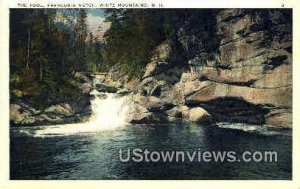 The Pool in Franconia Notch, New Hampshire