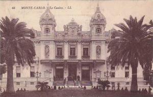 MONTE-CARLO, Le Casino, Monaco, 00-10s