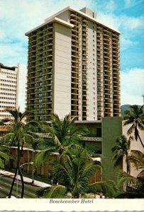 Hawaii Waikiki Beachcomber Hotel 1976