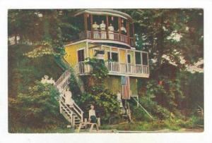 Mason's Cottage, Channel Lake, Illinois, 1900-1910s