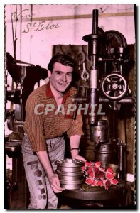 Postcard Modern Blacksmith St Eloi
