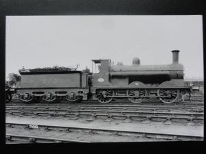 NBR Steam Locomotive No.573 - North British Railway - RP Photocard