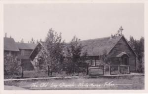 RP; WHITEHORSE , Yukon , Canada , 00-10s; Old Log Church