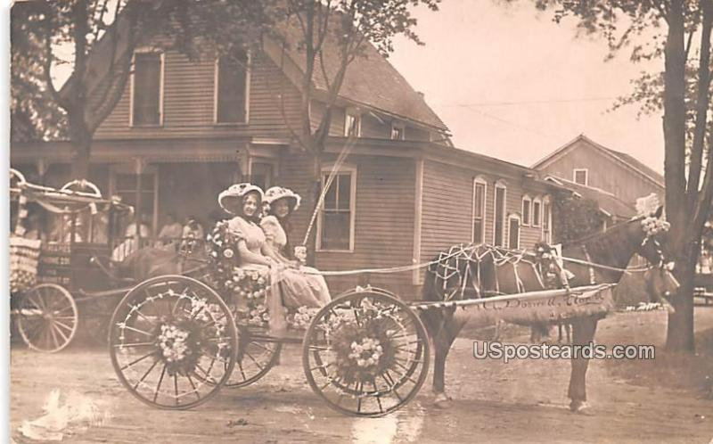 Carriage Ride Nappanee IN Unused