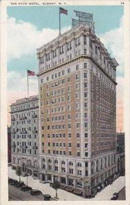 New York Albany Ten Eyck Hotel