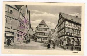 RP  Wetzlar, Germany, Eisenmarkt, PU-1955