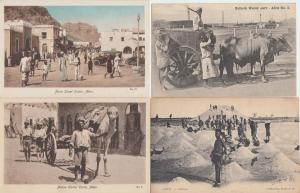 ADEN YEMEN ETHNIC TYPES types ethniques 16 CPA Mostly pre-1940