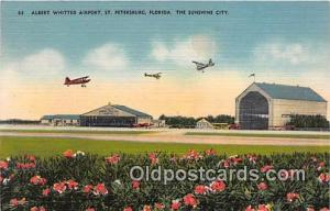 Albert Whitted Airport St Petersburg, FL, USA Unused