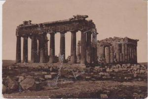 Hood's Photos of the World, #95: Ruins of the Parthenon at Athens, Greece
