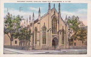 Huguenot Church Over 200 Years Old Charleston South Carolina