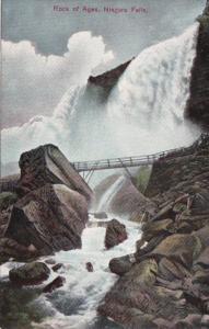 Canada Niagara Falls Rock Of Ages