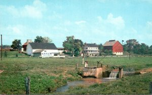 Pennsylvania Ephrata Typical Amish Farm