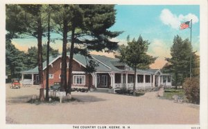 KEENE , New Hampshire , 1910s ; The Country Club