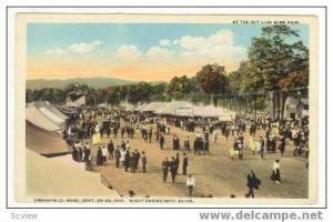 1917 Live Wire Fair, Greenfield, Massachusetts, 1917