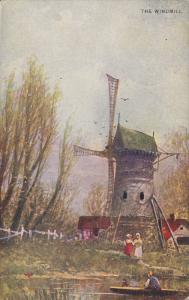 The Windmill , PU-1907