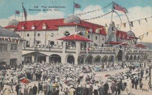 REDONDO BEACH , California , 1912 ; The Auditorium