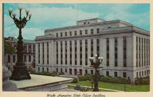 COLUMBIA, South Carolina, 1940-60s; Wade Hampton State Office Building
