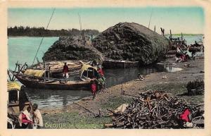 India Calcutta: On the Hooghly River, Kolkata, West Bengal
