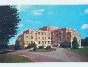 Pre-1980 JESUIT RETREAT HOUSE Auriesville In Glen - Near Amsterdam NY G1899