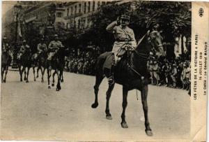 CPA  Militaire - Les Fetes de la Victoire a Paris - Le General Mangin  (696140)