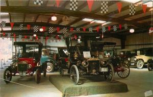 Mt. Pleasant, Iowa, IA, Midwest Old Setters & Threshers,Chrome Postcard a4590