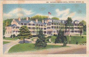 Virginia Natural Bridge Natural Bridge Hotel