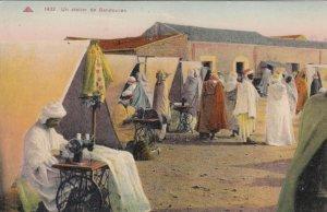 Arabs on Sewing Machines , Un Atelier de Gandouras , 00-10s
