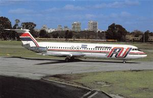 BAe (BAC) One Eleven 521FH LV-JNT of Austral at Buenos Aires Aeroparque
