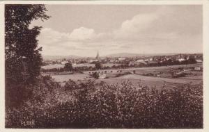 Panorama, Plzeň, Czech Republic, 1910-1920s