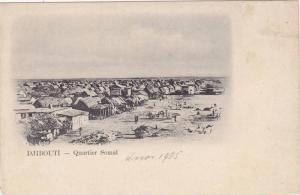 Djibouti , 1890s ; Quartier Somal