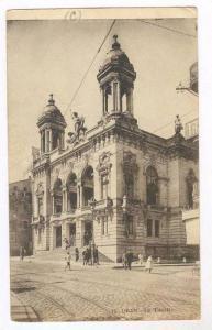 Close-up  Oran Algeria, Le Theatre, 00-10s