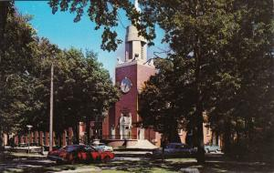 First United Methodist Church, Trees, Mason City, Iowa, United States, 40´s-...