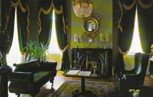 Louisiana White Castle Nottoway Plantation The Gentleman's Study