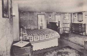 Massachusetts South Sudbury Longfellows Wayside Inn The Lafayette Room Albertype
