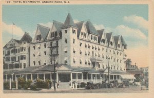 MORRISTOWN , New Jersey , 1900-10s , Hotel Monmouth