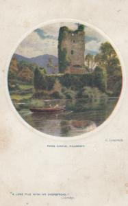 TUCK # 9730; 1900-10s; Ross Castle, KILLARNEY, Ireland, AS: E. Longstaffe
