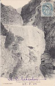 Passage de l'Inzecca de Ghisoni, Haute Corse, France, 00-10s
