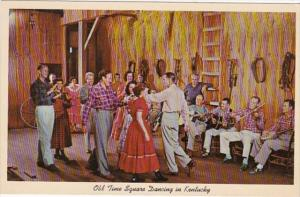 Kentucky Renfro Valley Barn Dance Old Fashioned Square Dancing 1967