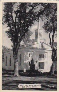 Connecticut Old Lyme Christ The King Church 1942