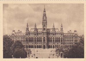 Austria Vienna Wien Town Hall Rathaus