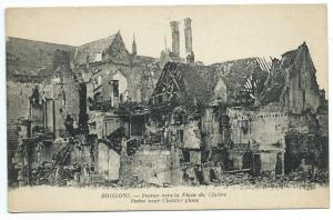 France  WW I era  Soissons