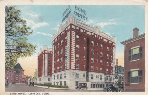 Bond Annex, Hartford, Connecticut, 10-20s