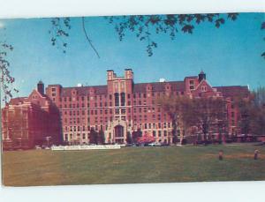 Pre-1980 HOSPITAL SCENE Springfield Massachusetts MA d5732