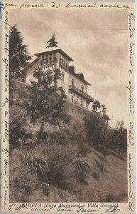 55773  -- CARTOLINA d'Epoca - LAGO MAGGIORE:  Ghiffa 1933