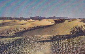 Sand Dunes In The Southwest, 1950-1960s