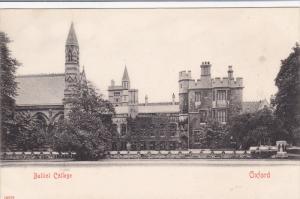 Balliol College, OXFORD, Oxfordshire, England, 00-10's
